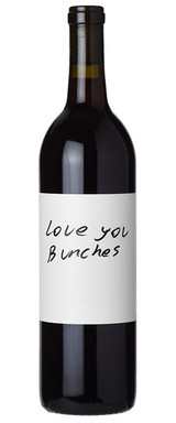 Love you bunches wine