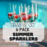 Summer Sparklers: 6 Pack of Sparkling Wines for Summer Time