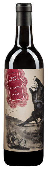 RABBLE 2017 TOOTH & NAIL THE STAND PETITE SIRAH BLEND