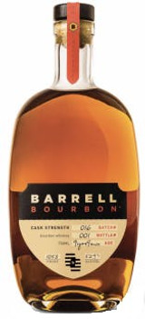 Barrell Craft Spirits 9.9 Year Cask Strength Bourbon Batch 16