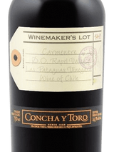 Closeout Concha Y Toro Winemaker's Lot Red Blend 2011