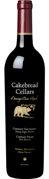 Cakebread Cabernet Sauvignon Dancing Bear 2017
