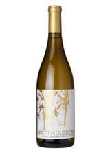 Matthiasson Chardonnay Linda Vista Vineyard Napa 2018