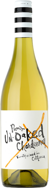 Pam's Unoaked Chardonnay 2018