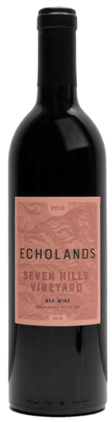 Echolands Winery Seven Hills Vineyard Red Blend 2018