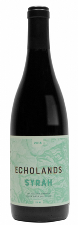 Echolands Winery Les Collines Syrah 2018