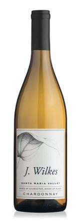 J Wilkes Chardonnay Santa Maria Valley 2018