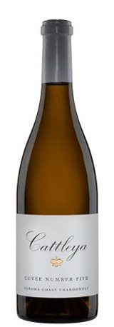 Cattleya Chardonnay Cuvee Number Five Sonoma County 2018