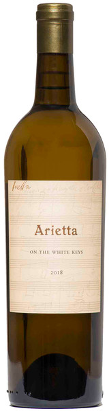 Arietta White Wine On the White Keys 2018