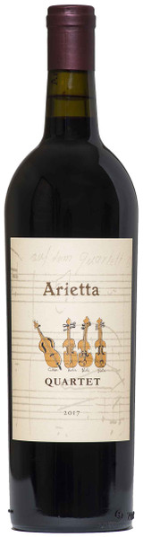 Arietta Red Wine Quartet 2017