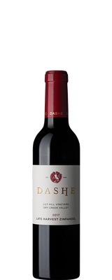 Dashe Cellars Late Harvest Zinfandel 2017