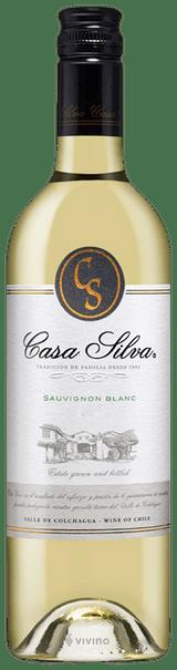 Casa Silva Sauvignon Blanc 2013