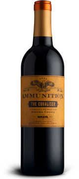 "Daylight Wines & Spirits Ammunition ""The Equalizer"" Red Blend 2017"