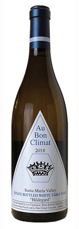 Au Bon Climat White Blend Hildegard Estate 2018