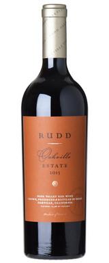 Rudd Oakville Estate Red 2015