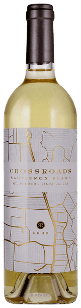 CLOSEOUT Crossroads by Rudd Sauvignon Blanc Mt Veeder – Napa Valley 2018
