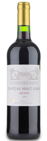 CLOSEOUT Chateau Haut Garin Medoc 2013