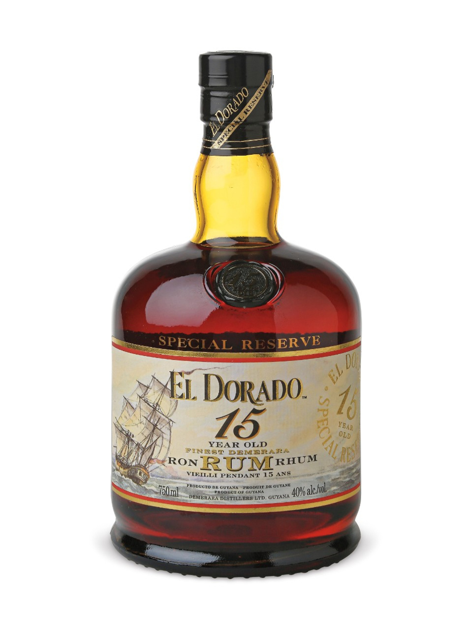 Image result for el dorado special reserve 15