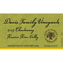 Davis Family Vineyards Chardonnay 2017