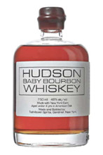 Hudson Whiskey Baby Bourbon 375mL