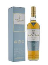 The Macallan 15 Year Old Fine Oak Triple Cask matured Highland Single Malt Scotch