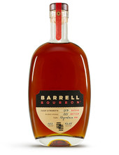 Barrell Craft Spirits 10 Year Old Cask Strength Bourbon Whiskey Batch# 17