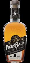 WhistlePig 6 Year Piggyback Rye