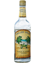 Chilled Dills Pickle Flavored Vodka