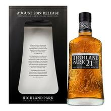 Highland Park 21 Year August 2019