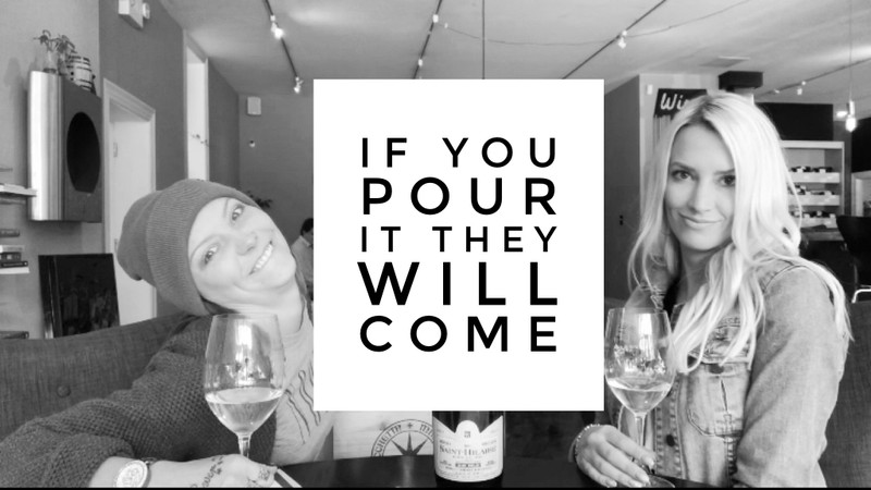 If You Pour It, They Will Come: Teaser Video!