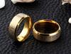 Gold & Silver Jesus Ring