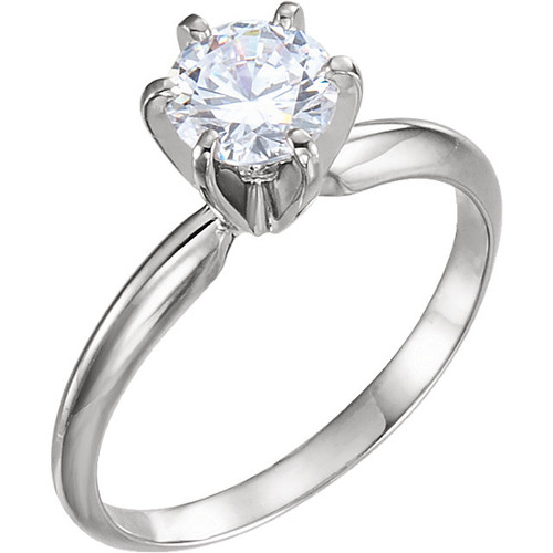 Video Of Eternal Moissanite Stone In Description  Below.