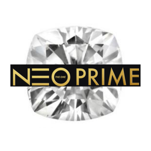NEO Moissanite Loose Cushion Cut - BEST PRICE ON THE NET!