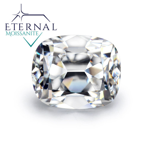 Eternal Moissanite Antique Cushion Elongated Old Mine Cut (OMC) -  VIDEO'S BELOW - THE BEST PRICE PERIOD!
