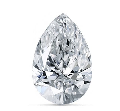 DESTINY PEAR CUT Loose Gem - Eternal® Moissanite - EF Color - VIDEO BELOW