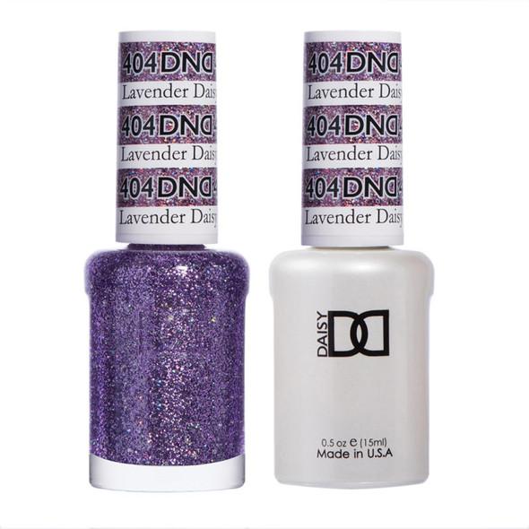 DND #404 - Lavender Daisy Star