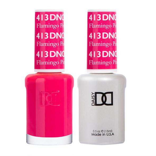 DND #413 - Flamingo Pink