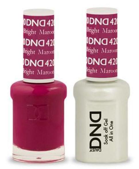 DND #420 - Bright Maroon