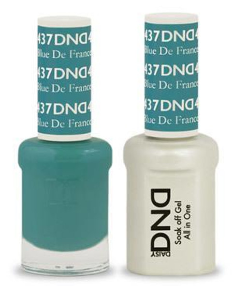 DND #437 - Blue De France