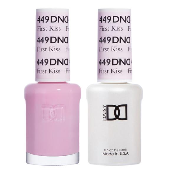 DND #449 - First Kiss