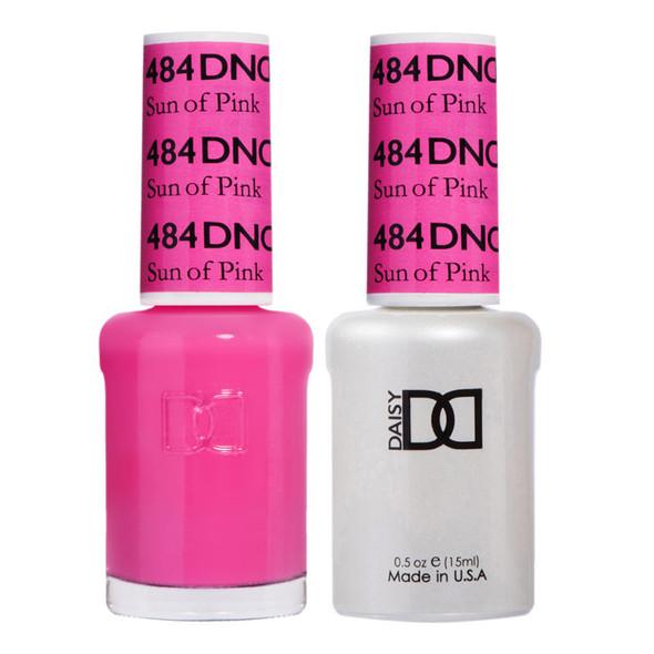 DND #484 - Sun of Pink