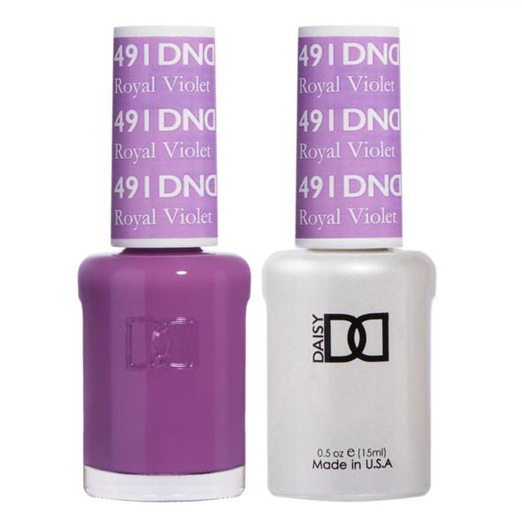 DND #491 - Royal Violet