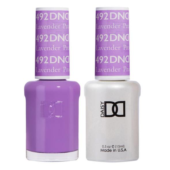 DND #492 - Lavender Prophet