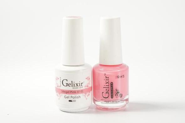 Gelixir #010 - Angel Pink
