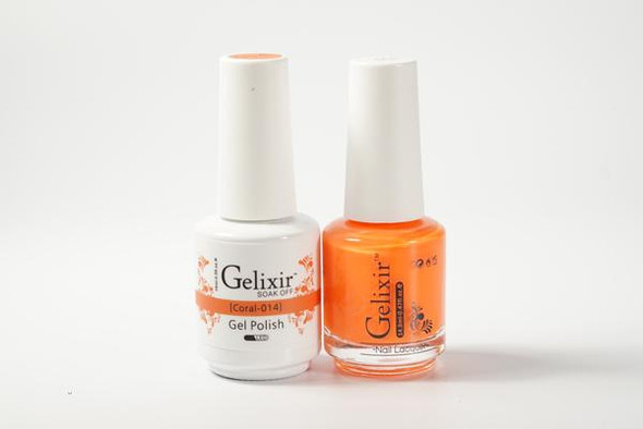 Gelixir #014 - Coral