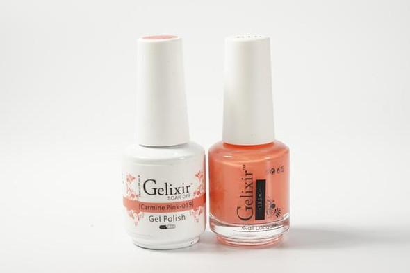 Gelixir #019 - Carmine Pink