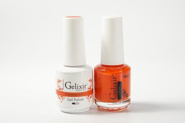 Gelixir #020 - Carmine
