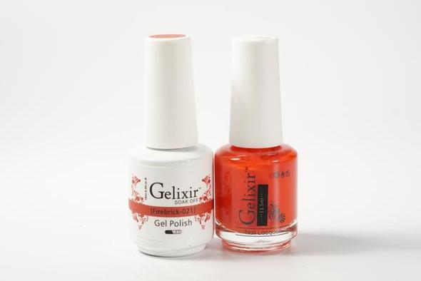 Gelixir #021 - Firebrick