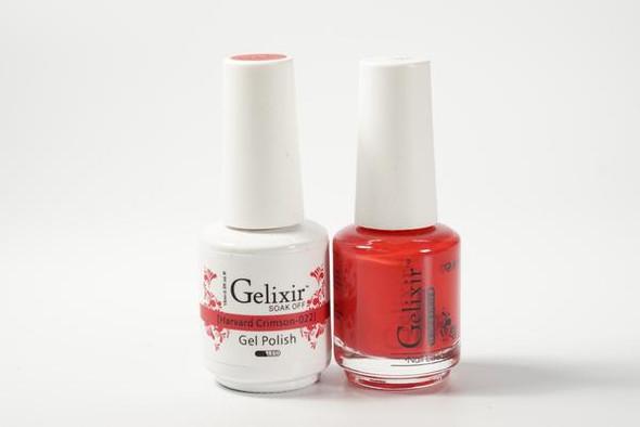 Gelixir #022 - Harvard Crimson