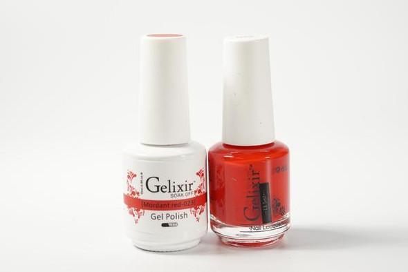 Gelixir #023 - Mordant Red
